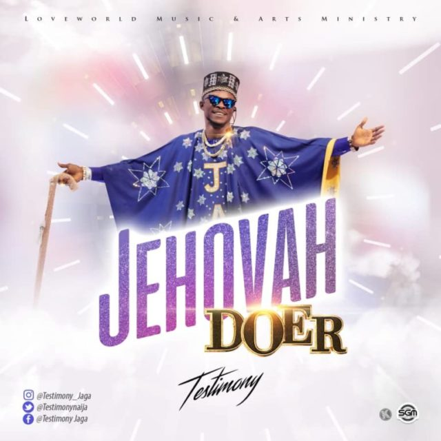 "Testimony - ""Jehovah Doer"" download"