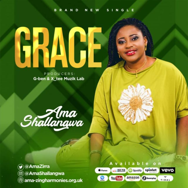 GRACE BY AMA SHALLANGWA mp3