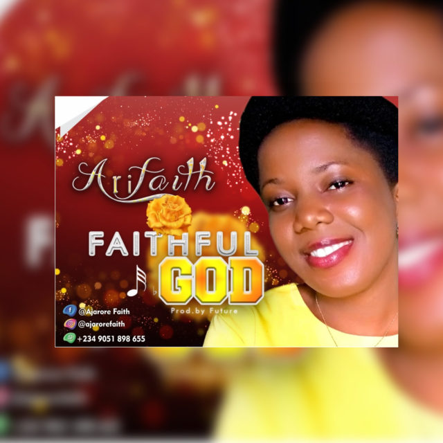 Faithful God By Arifaith download