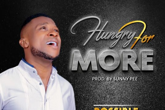 Possible Vincent - Hungry For More