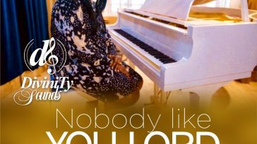 Nobody Like You Lord By Tina Divine